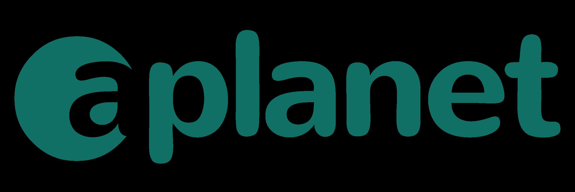 Logo aplanet_green